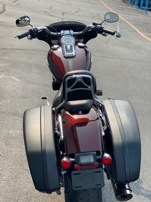 2019 Harley-Davidson Softail Sport Glide at Thunder Harley-Davidson