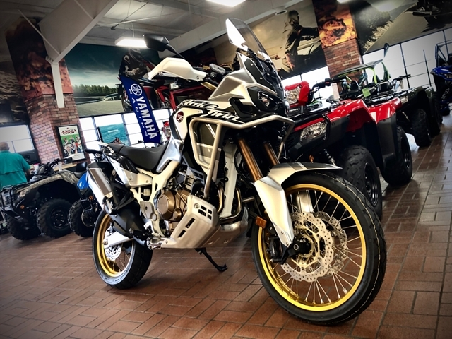 2019 Honda Africa Twin Adventure Sports at Wild West Motoplex