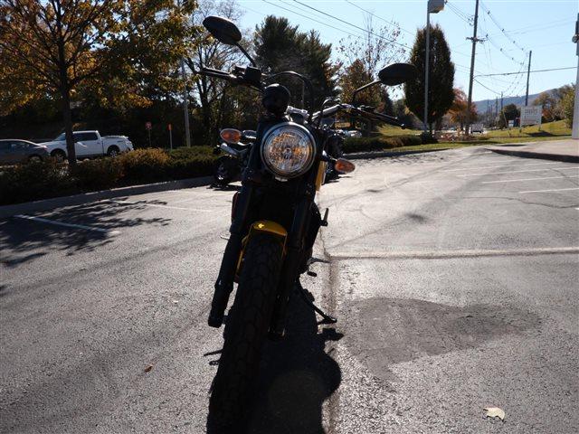 2018 Ducati Scrambler Icon at Frontline Eurosports