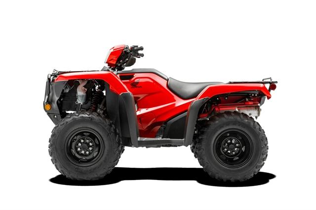 2020 Honda FourTrax Foreman Rubicon 4x4 ES EPS 4x4 EPS at Dale's Fun Center, Victoria, TX 77904