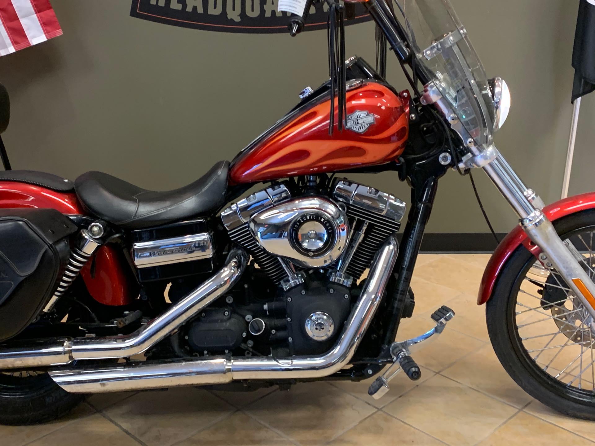 2013 Harley-Davidson Dyna Wide Glide at Loess Hills Harley-Davidson