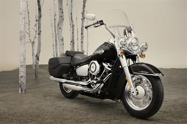 2020 Harley-Davidson Softail Heritage Classic at Bumpus H-D of Jackson