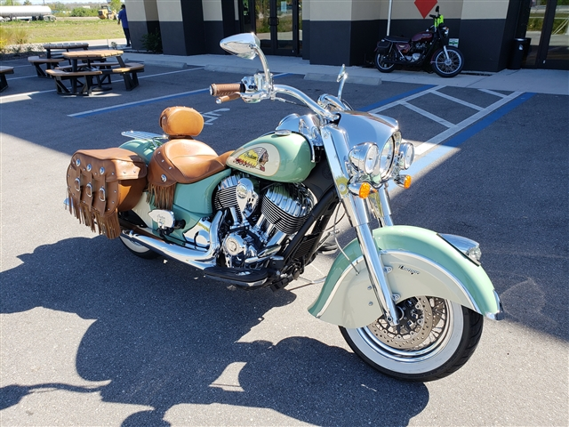 2015 Indian Chief® Vintage at Stu's Motorcycles, Fort Myers, FL 33912