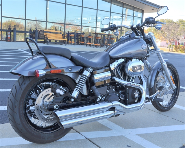2016 Harley-Davidson Dyna Wide Glide at All American Harley-Davidson, Hughesville, MD 20637
