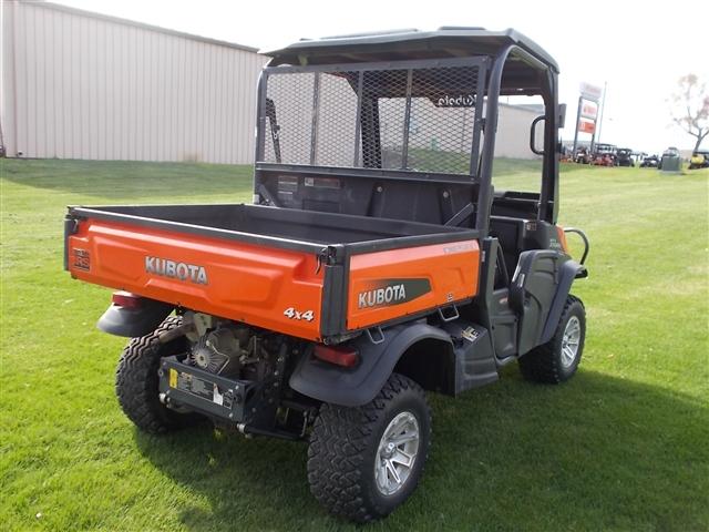 2014 Kubota RTV-X1120D Orange at Nishna Valley Cycle, Atlantic, IA 50022