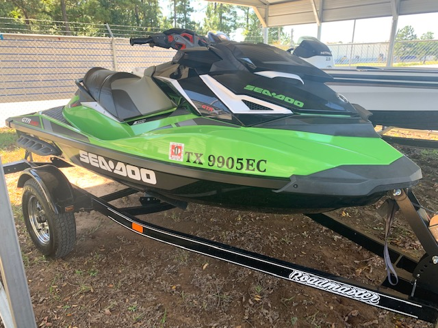 2017 SEA-DOO GTR-X 230 at Campers RV Center, Shreveport, LA 71129