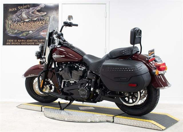 2020 Harley-Davidson Softail Heritage Classic at Mike Bruno's Northshore Harley-Davidson