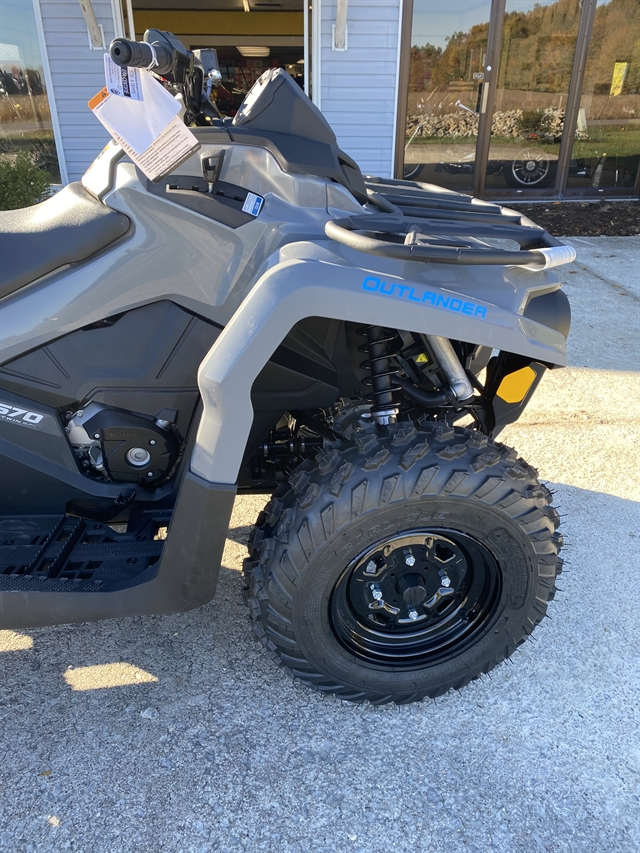 2021 Can-Am Outlander MAX DPS 570 at Thornton's Motorcycle - Versailles, IN