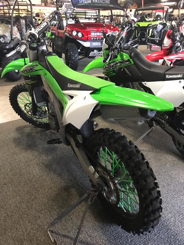 2018 Kawasaki KX 450F at Dale's Fun Center, Victoria, TX 77904