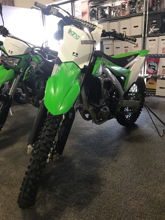 2018 Kawasaki KX 450F at Dale's Fun Center, Victoria, TX 77904