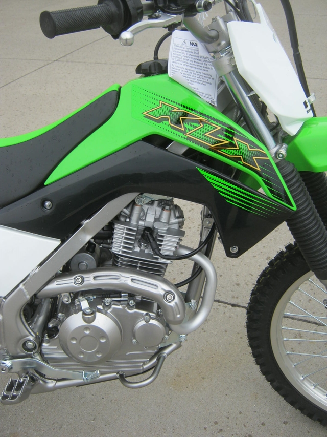 2020 Kawasaki KLX 140G at Brenny's Motorcycle Clinic, Bettendorf, IA 52722