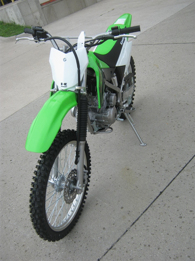 2020 Kawasaki KLX 140G at Brenny's Motorcycle Clinic, Bettendorf, IA 52722