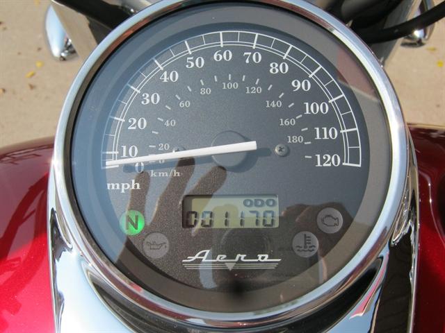 2015 Honda VT750 Aero Shadow Aero at Brenny's Motorcycle Clinic, Bettendorf, IA 52722