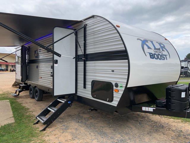 2019 XLR Boost 27LRLE Toy Hauler at Campers RV Center, Shreveport, LA 71129