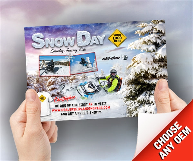 2019 Winter Snow Day Powersports at PSM Marketing - Peachtree City, GA 30269