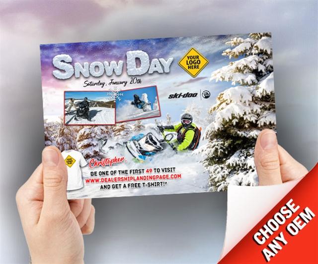Snow Day Powersports at PSM Marketing - Peachtree City, GA 30269