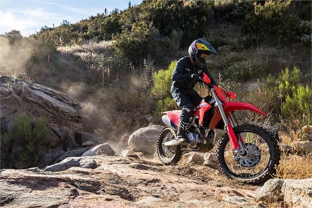 2022 Honda CRF 450RX at Ride Center USA