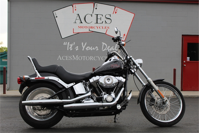 2008 Harley-Davidson Softail Custom at Aces Motorcycles - Fort Collins