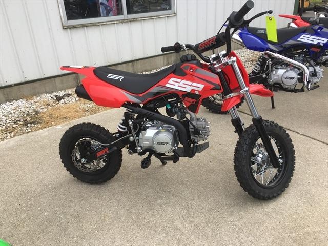 2020 SSR MOTORSPORTS SR110 SEMI SEMI at Randy's Cycle, Marengo, IL 60152