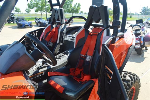 2014 Can-Am Maverick 1000 X rs DPS at Shawnee Honda Polaris Kawasaki