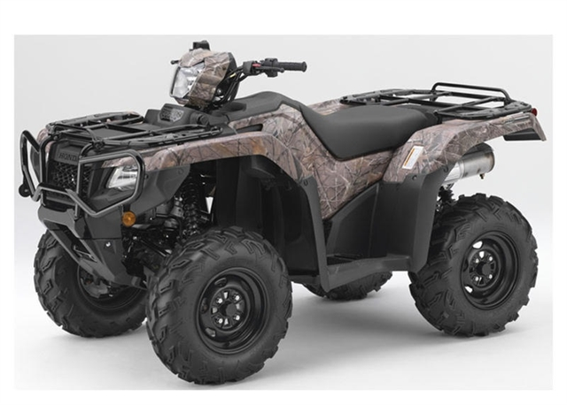 2020 Honda Foreman Rubicon 4x4 Automatic DCT EPS Deluxe at Bay Cycle Sales