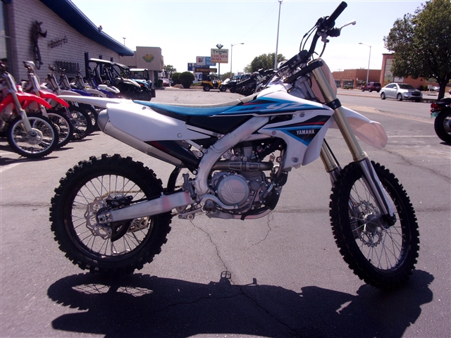 2019 Yamaha YZ 450F at Bobby J's Yamaha, Albuquerque, NM 87110