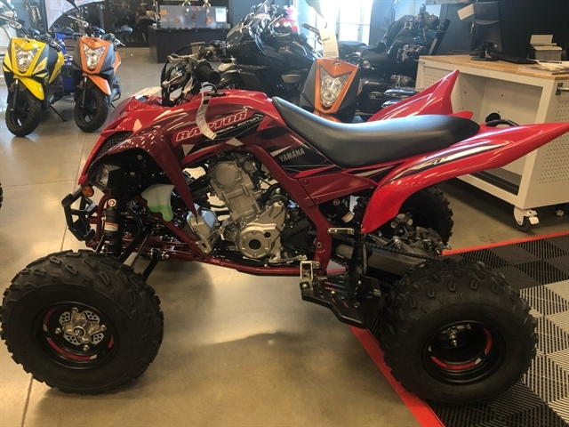 2019 Yamaha Raptor 700R SE at Youngblood Powersports RV Sales and Service