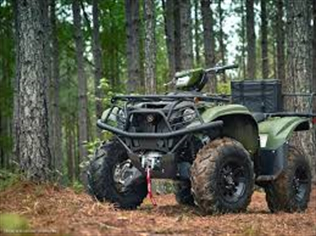 2020 Yamaha Kodiak 700 EPS at Youngblood RV & Powersports Springfield Missouri - Ozark MO