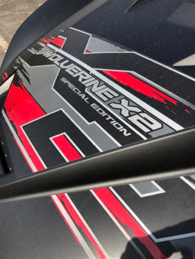 2019 Yamaha Wolverine X2 R-Spec SE at Sloan's Motorcycle, Murfreesboro, TN, 37129