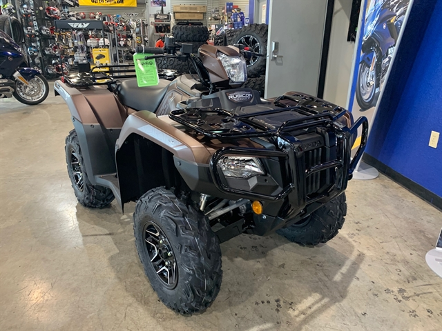 2021 Honda FourTrax Foreman Rubicon 4x4 Automatic DCT at Kent Motorsports, New Braunfels, TX 78130