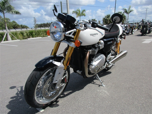 2018 Triumph Thruxton 1200 R at Stu's Motorcycles, Fort Myers, FL 33912