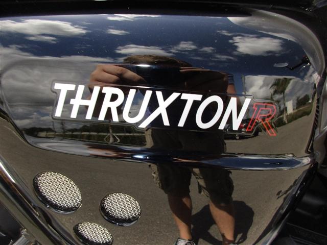 2018 Triumph Thruxton 1200 R at Stu's Motorcycles, Fort Myers, FL 33912