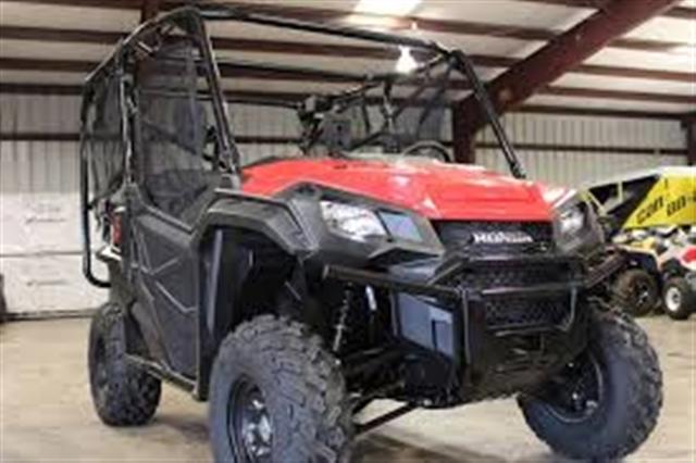 2017 Honda Pioneer 1000-5 Standard at Kent Motorsports, New Braunfels, TX 78130