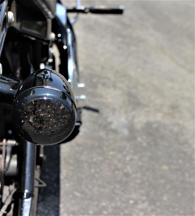 2011 Harley-Davidson Softail Blackline at Quaid Harley-Davidson, Loma Linda, CA 92354