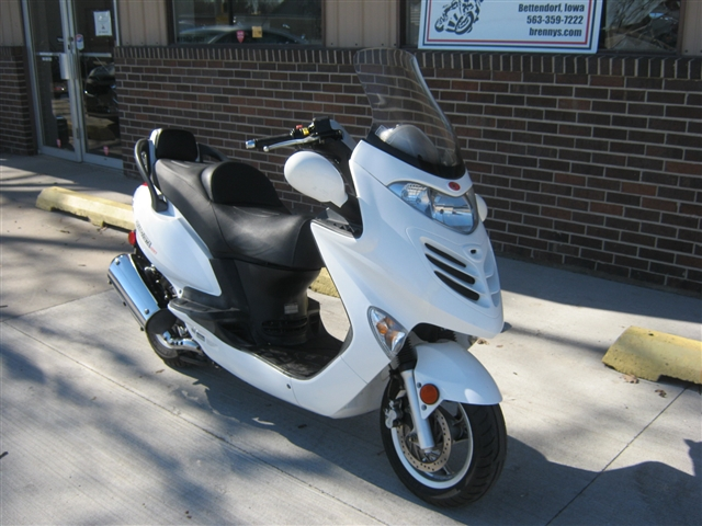2009 Kymco Grand Vista 250 at Brenny's Motorcycle Clinic, Bettendorf, IA 52722