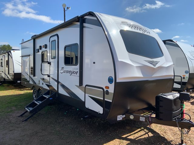 2019 Forest River Surveyor 243RBS 243RBS at Campers RV Center, Shreveport, LA 71129