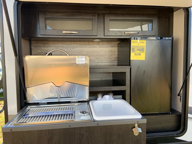 2019 Forest River Surveyor 243RBS 243RBS at Campers RV Center, Shreveport, LA 71129