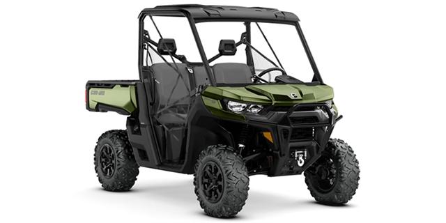 2020 Can-Am Defender XT HD10 at Campers RV Center, Shreveport, LA 71129