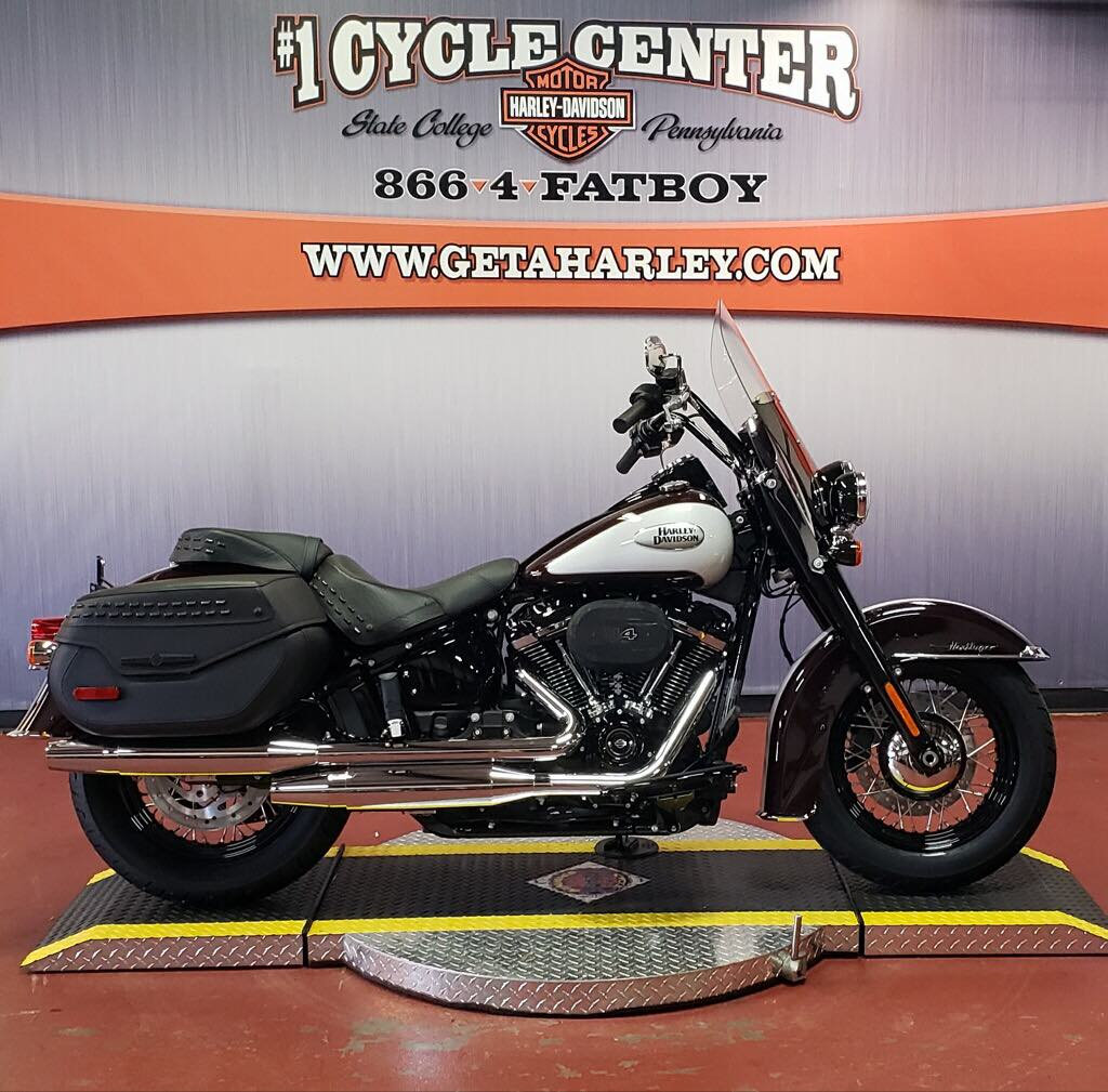 2021 Harley-Davidson Touring FLHCS Heritage Classic 114 at #1 Cycle Center Harley-Davidson