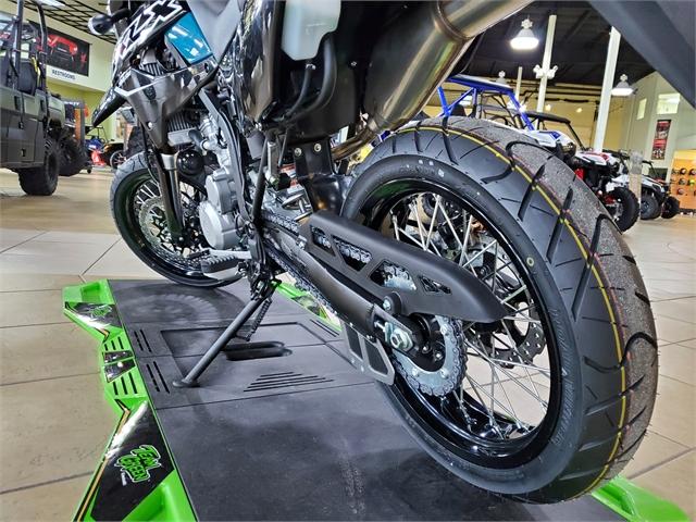 2022 Kawasaki KLX 300SM at Sun Sports Cycle & Watercraft, Inc.