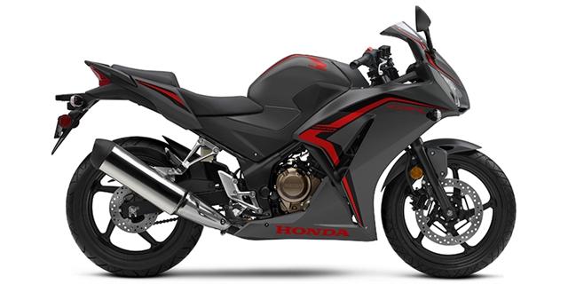 2021 Honda CBR300R ABS at Interstate Honda