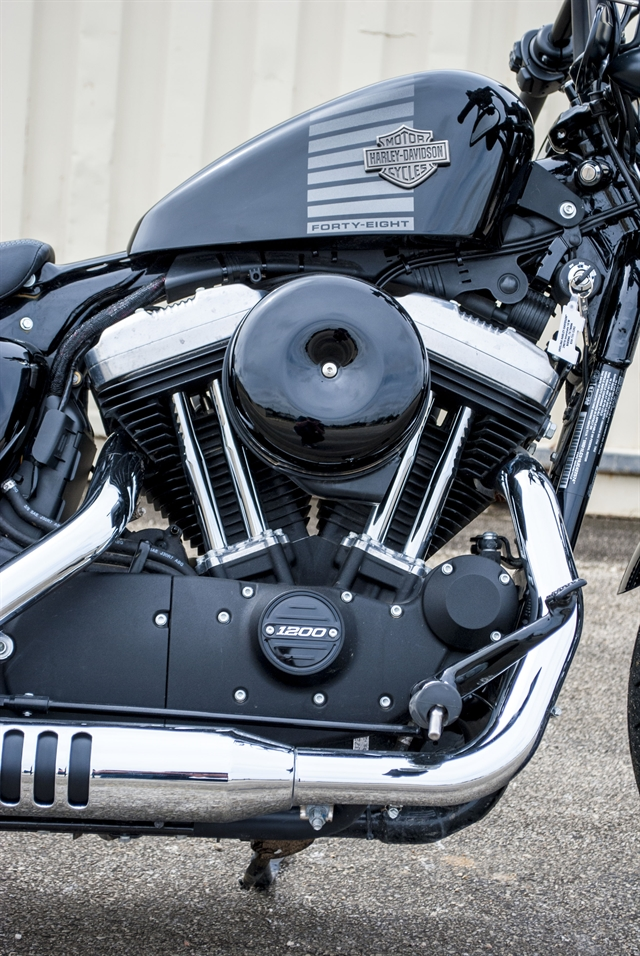 2018 Harley-Davidson Sportster Forty-Eight at Javelina Harley-Davidson