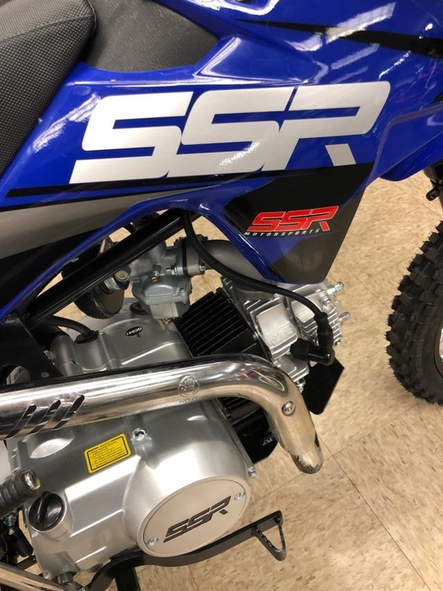 2021 SSR Motorsports SR110 SEMI at Sloans Motorcycle ATV, Murfreesboro, TN, 37129