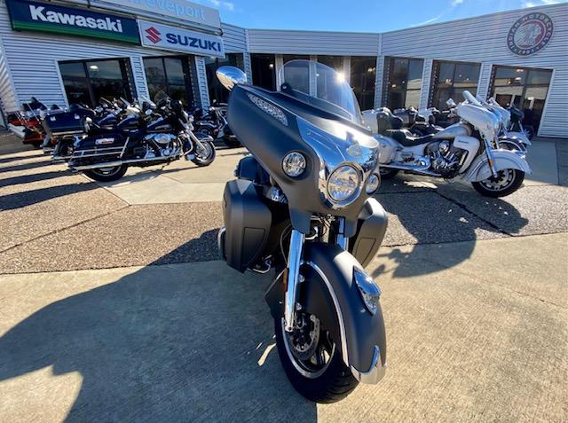 2019 Indian Roadmaster Base at Shreveport Cycles