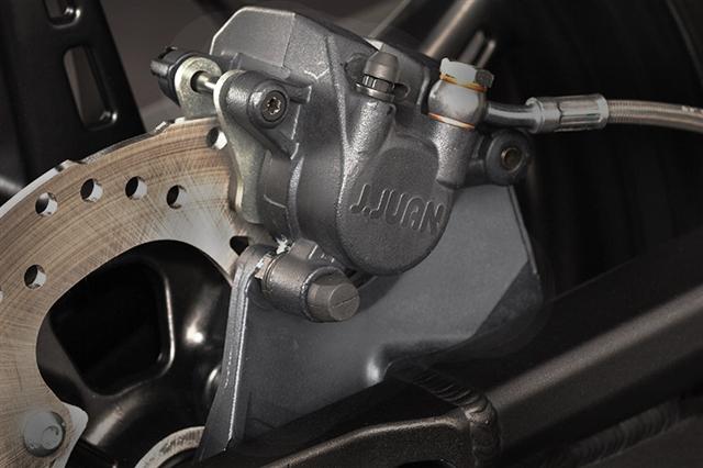 2013 ZERO REAR BRAKE KIT BY JJUAN at Randy's Cycle, Marengo, IL 60152