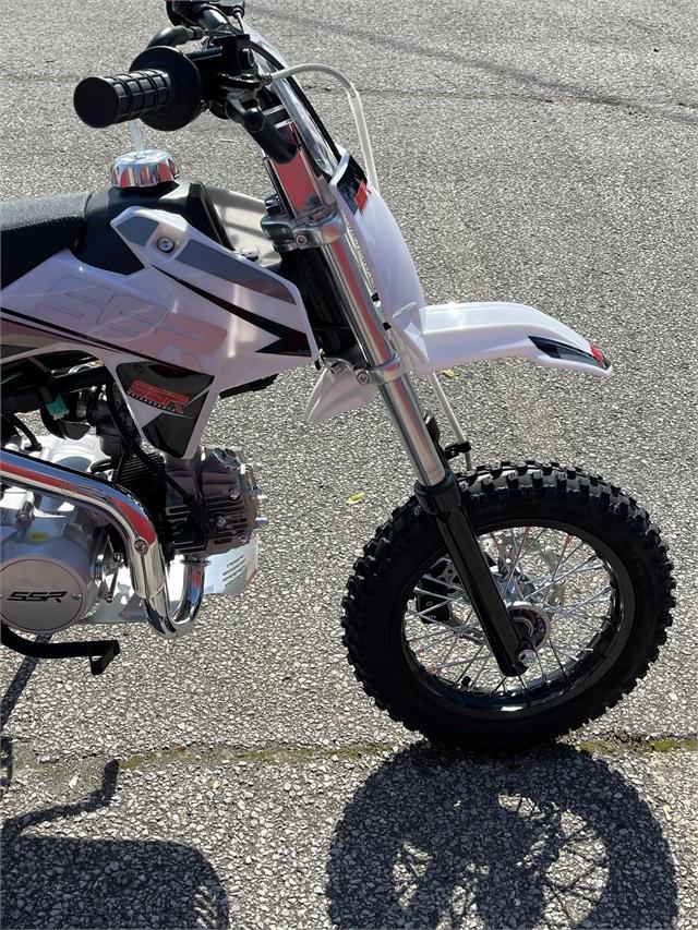 2021 SSR Motorsports SR110 DX at Thornton's Motorcycle - Versailles, IN