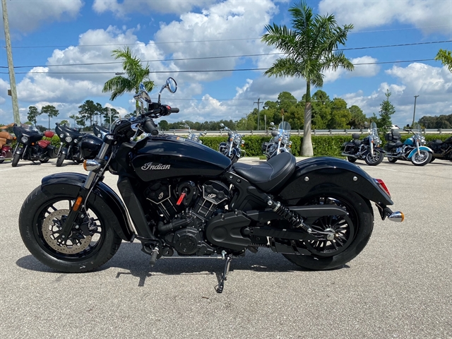 2021 Indian Scout Scout Sixty at Fort Myers