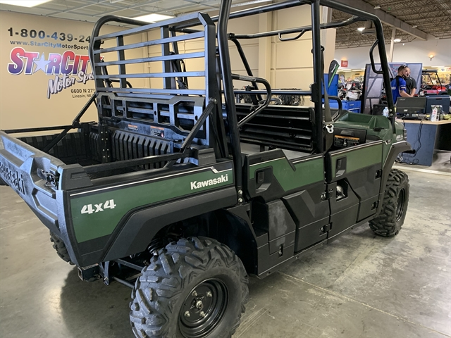 2018 Kawasaki Mule PRO-FXT EPS at Star City Motor Sports
