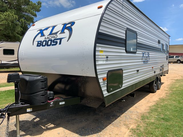 2020 Forest River XLR Micro Boost 25LRLE Toy Hauler at Campers RV Center, Shreveport, LA 71129