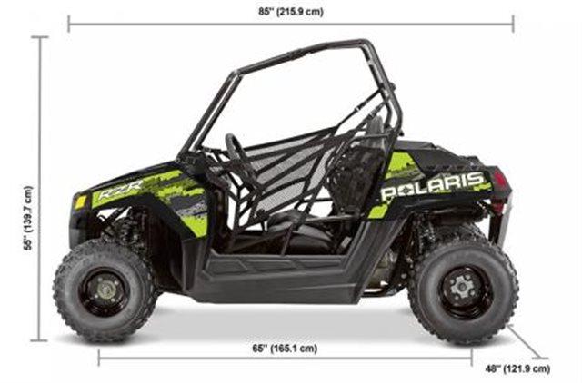 2019 Polaris RZR 170 EFI at Pete's Cycle Co., Severna Park, MD 21146
